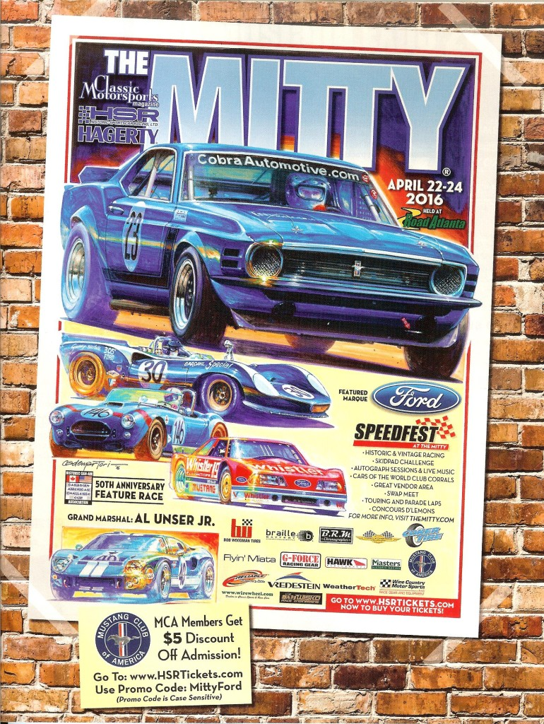The Mitty Flyer